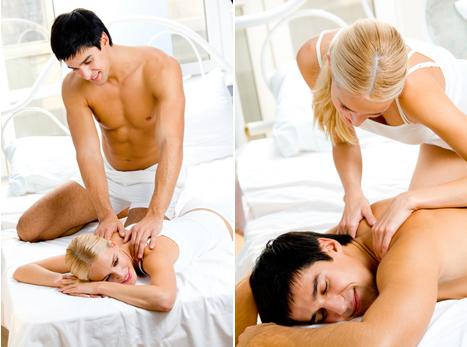 Как сделать массаж на расстоянии