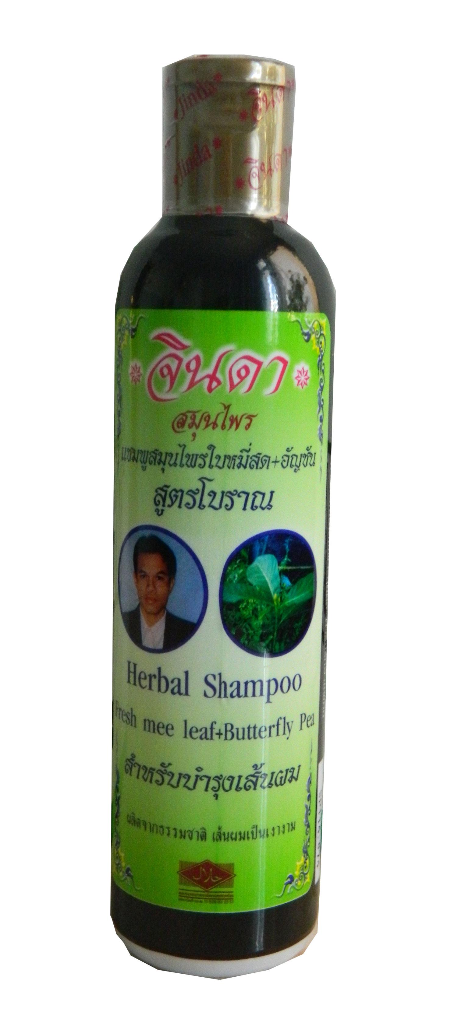 Тайская косметика против выпадения волос