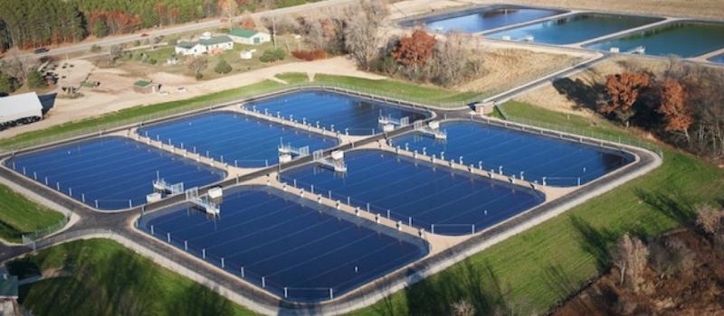 Строительство промышленных водоемов в Санкт-Петербурге - STSGEO
